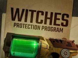 Witches Protection Program